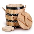 Дубовые бочки и кадки для засолки и солений - Премиум (кавказский дуб)