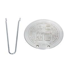 Диск для индукционных плит Frabosk 14 см