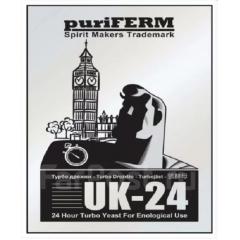 Турбо-дрожжи PuriFerm UK-24 Turbo, 175 г