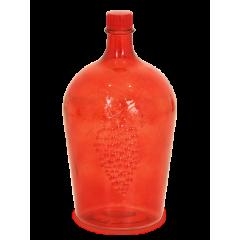 Бутылка «Ровоам» 4,5 л, красная