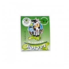 Закваска Йогурт Lactoferm ECO, 2 гр