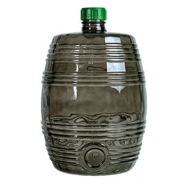 Бутыль Бариле, дымчатаяо, 10 л